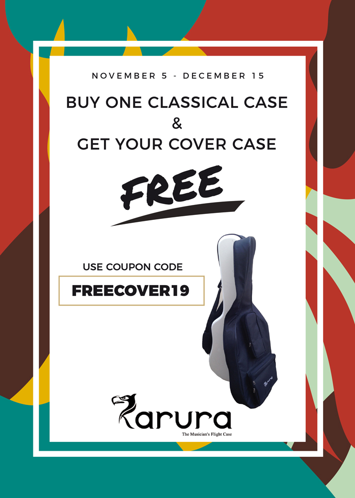 KARURA FREE COVER CASE FLYER